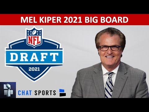 Mel Kiper's 2021 NFL Draft Big Board - Top 25 Prospect Rankings