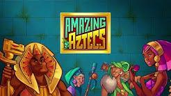Amazing Aztecs Online Slot Promo