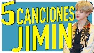 ¡5 CANCIONES QUE NO CONOCÍAS DE JIMIN - BTS!