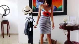 1 VESTIDO, 5 MANERAS - Ayleen Nadal ♥