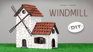Diy Windmill Using Cardboard