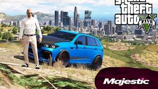 ГО НА РЫБАЛКУ !  majestic rp Grand Theft Auto V