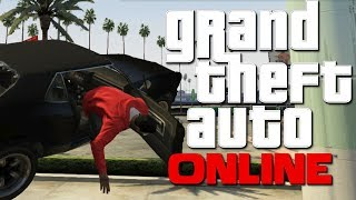 CAIDA BRUTAL!!! - GTA Online con Willy y Vegetta
