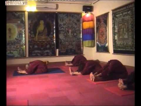 Thiền cùng Yoga Tây Tạng