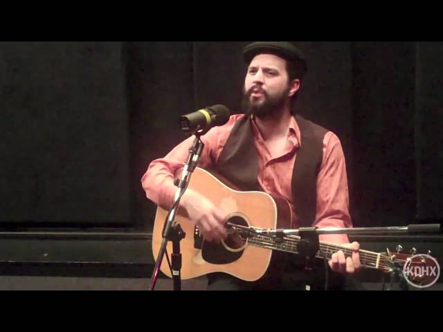 "Robert Sarazin Blake ""I've Been Waiting"" Live at KDHX 03/14/11 (HD)"