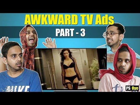 AWKWARD TV Ads | Part - 3 | PS Oye