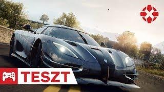 Garázsmenet - Need for Speed Payback teszt