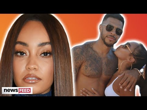 Little Mix&39;s Leigh-Anne Pinnock Reveals BIZARRE Relationship With Boyfriend