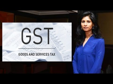 How The GST Will Affect You | In Conversation With Gita Gopinath