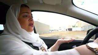 Woman are allowed to drive in Saudi Arabia