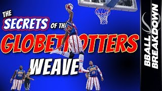 SECRETS of the Globetrotters WEAVE