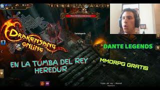 DRAKENSANG ONLINE [CONTRA EL REY HEREDUR] [MMORPG] GAMEPLAY