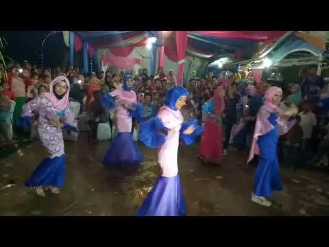 Kejutan Pernikahan Tari India