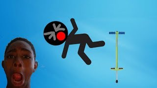 Gambar cover Pogo Stick FAILS with Mr Eagle #road to 1000 subs