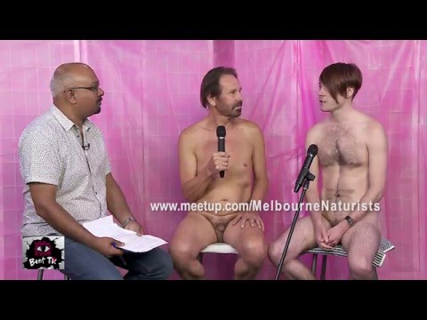Bent TV: Quedia (Melbourne Naturists, Nudism) Part 1 of 2, 13MAY16 thumbnail