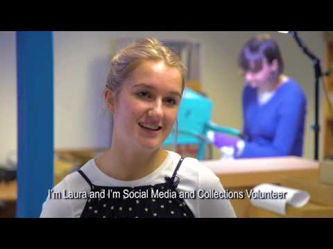 Volunteering at Kirklees Council Museums and Galleries