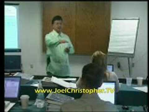 Joel Christopher Master Internet Marketer Mentorship Program