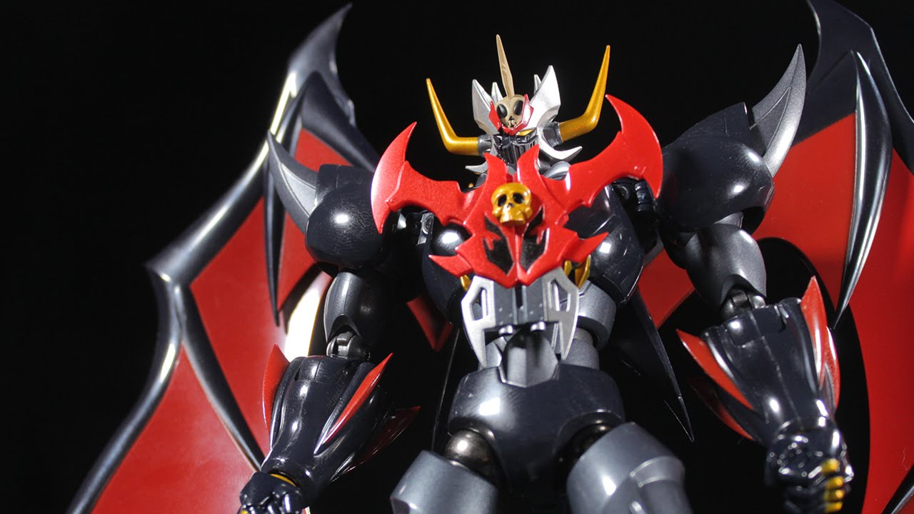 Bandai Src Mazinkaiser Skl Final Count Action Figure