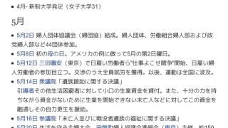 1949年の日本の女性史 - Japanes...