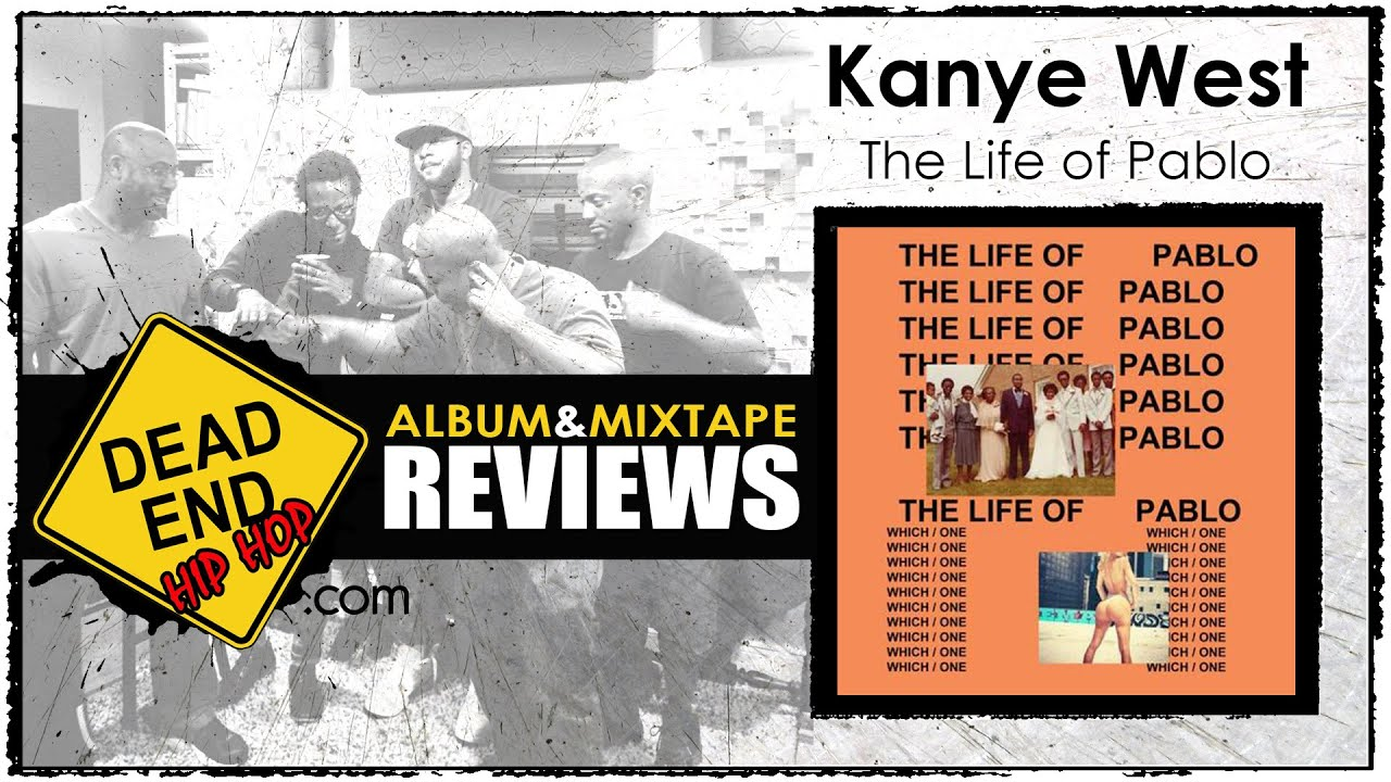Kanye West The Life Of Pablo Album Review