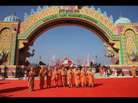 Guruhari Darshan 20 Jan 2018, Gondal, India