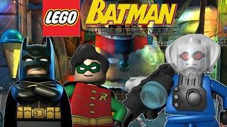 Lego Batman the Video Game (2010) [Part 2]: NO MORE ICE PUNS!