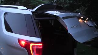 2016 Ford Explorer Limited Startup and Review; Top 5 questions answered!