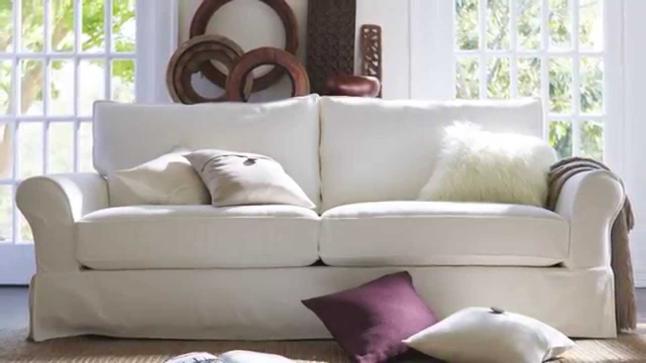 The PB Comfort Eco Sofa   YouTube