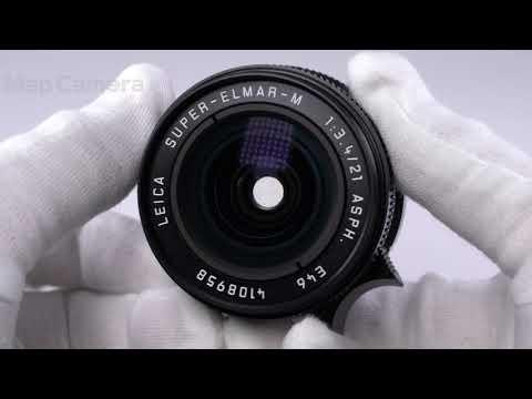 Leica (ライカ) スーパーエルマー M21mm F3.4 ASPH. 美品