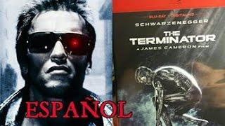 Unboxing El Terminador Blu-Ray |THE TERMINATOR|