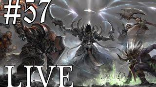 Diablo III: ROS [#57 Livestream záznam] PC Gameplay česky | HD/720p