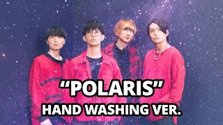 BLUE ENCOUNT Washes Their Hands to Polaris