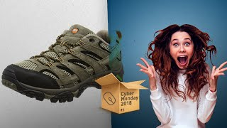 Up To 55% Off Merrell Outdoor Shoes / Now On Cyber Monday 2018! | Cyber Monday Guide