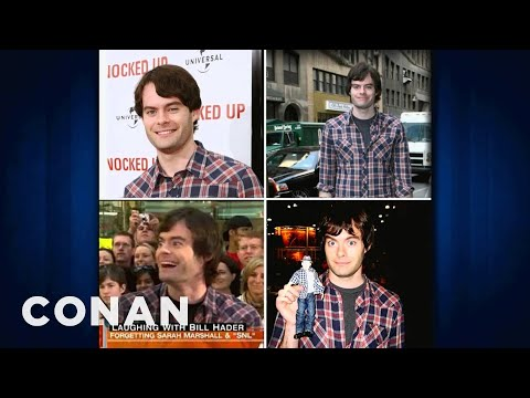 Tumblr Calls Out Bill Hader's Lousy Wardrobe