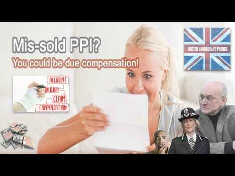 Respected Gentleman:  Accident claims, PPI scams & Taxi cabs (cold call revenge)