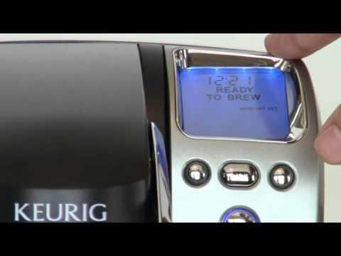 Keurig Coffee Maker Wonot Work : Keurig B70 Review - YouTube