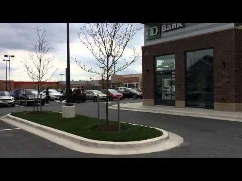 Video: 2 shot dead outside bank in Canton