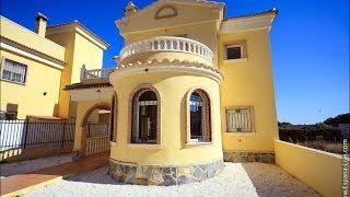 Купить дом в Испании цена 126 т евро, 3 спальни, 2 ванные, салон с камином, зона Campoamor(http://espana-live.com/dom149.html - Описание, фото и место на карте Испании. Купить недвижимость в Испании, виллы и дома..., 2013-11-14T02:27:24.000Z)