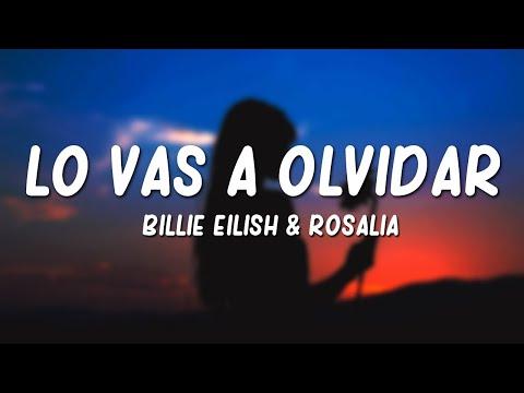 Billie Eilish & ROSALÍA - Lo Vas A Olvidar mp3 ke stažení