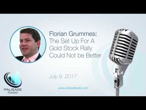 Florian Grummes: The Set Up For an End of Summer Gold Stock Rally Could Not Be Better