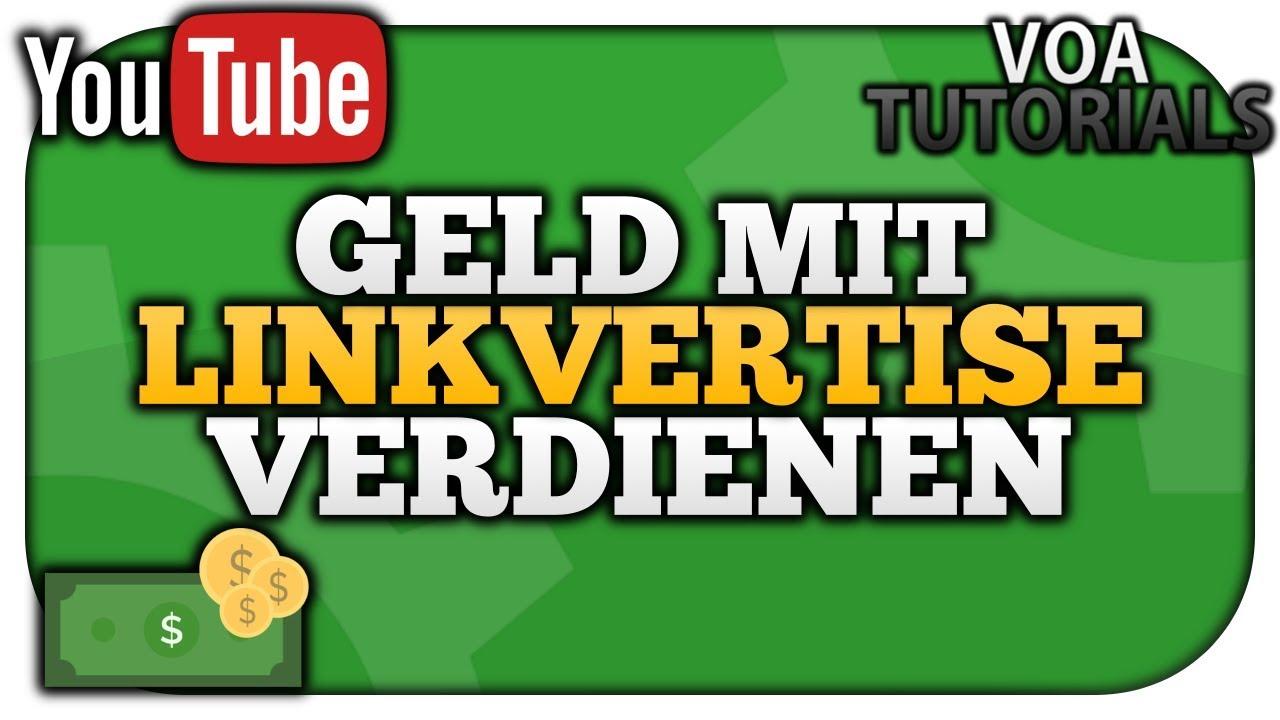 Geld verdienen auf Youtube mit Linkvertise Einfach 2019 ...