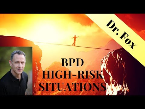Identifying High Risk Situations for Borderline Personality Disorder BPD