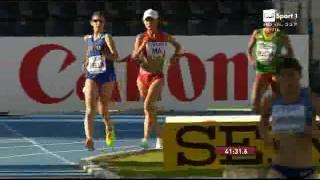 10000M WALK WOMEN-Campionati Mondiali Under 20