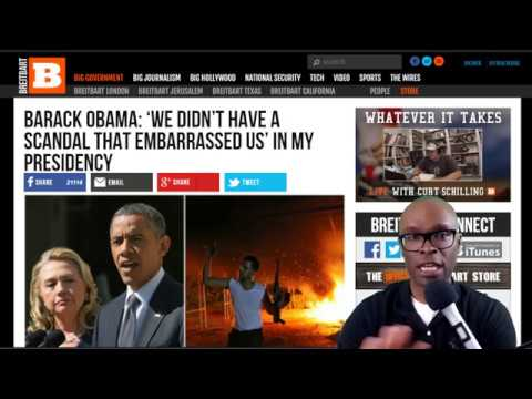 Obama Says He Had No Embarrassing White House Scandals, Clear Dig At Trump's Admin (REACTION)