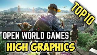 Best and Top 10 New Open World Games of 2018 for android and ios . must watch