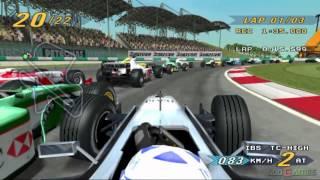 Grand Prix Challenge - Gameplay PS2 (Native Resolution + 16x MSA)