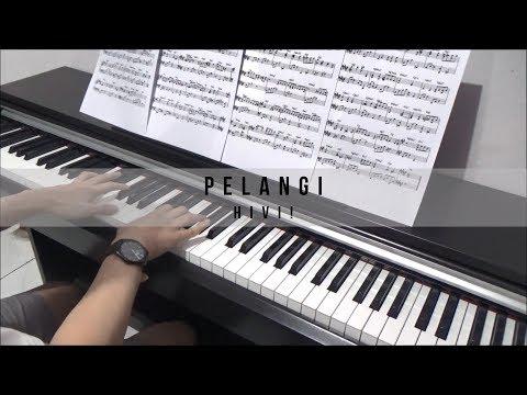 HiVi! - Pelangi (Piano Cover)