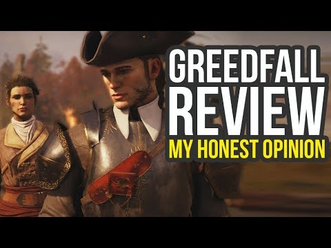 Greedfall Review - Should You Play This New Action RPG? (Greedfall Gameplay - Greed Fall Review)