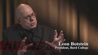 Leon Botstein on Beethoven 5th