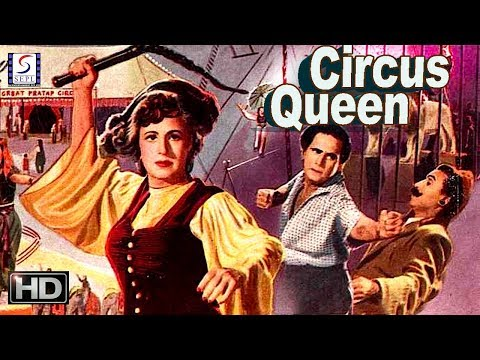 Circus Queen -  Fearless Nadia - Super Hit Action Movie - HD